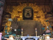 Cosmic Buddha In Todaji Japan